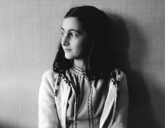 Anne Frank. Amsterdam, 1941
