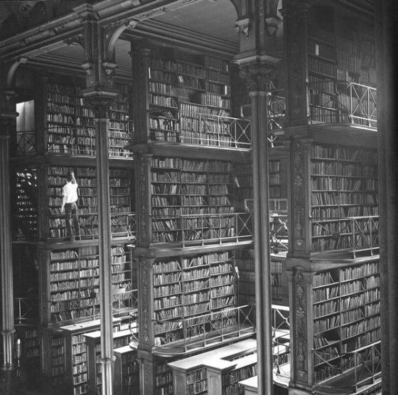 The Cincinnati Public Library, 1874